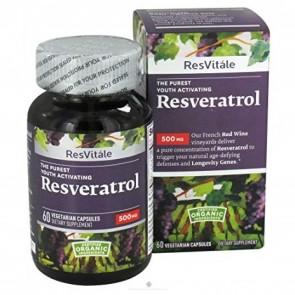 Resveratrol-500mg-60-Capsules