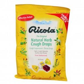 Ricola The Original Natural Herb Cough Drops 50 Drops
