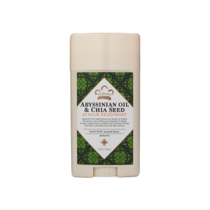Abyssinian Oil and Chia Seed Deodorant