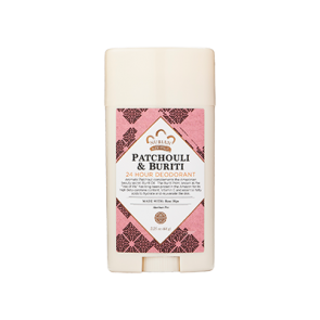 Patchouli and Buriti Deodorant