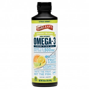 Seriously Delicious Omega-3 1,500mg Citrus Sorbet