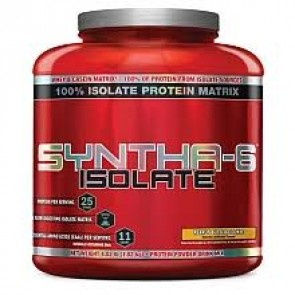 BSN Syntha-6 Isolate Peanut Butter Cookie 4.01 lbs