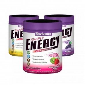 Bluebonnet Simply Energy | Bluebonnet Simply Energy Review