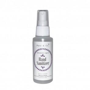 Pure & Co. Advanced Liquid Hand Sanitizer Aloe and Lavender 2.6 oz
