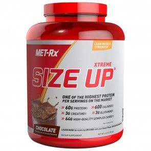 MET-Rx Xtreme Size Up Metamyosyn Chocolate 6 lbs