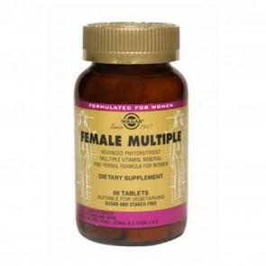 Solgar Female Multiple 60 Tablets