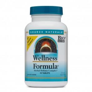 Source Naturals Wellness Formula 10 Tablets