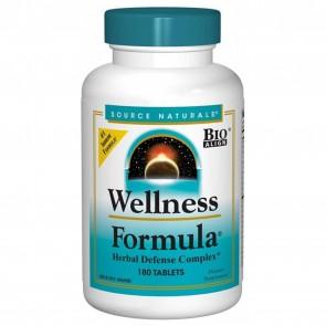 Source Naturals Wellness Formula 180 Tablets