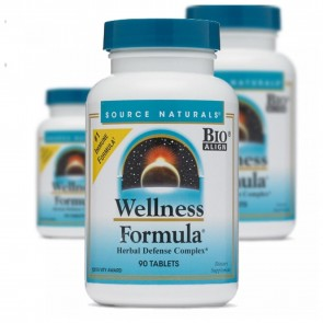 Source Naturals Wellness Formula Tablets