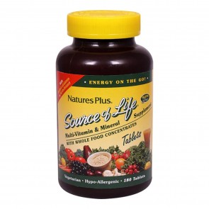 Source Of Life 180 Tablets