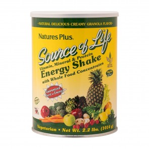 Source Of Life Energy Shake 2.2 lbs