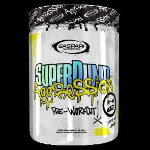 SuperPump Aggression Pre Workout Lights Out Lemon