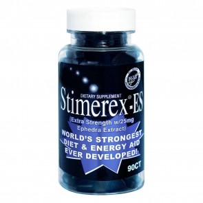 Hi-Tech Stimerex-ES With Ephedra 90 Tablets