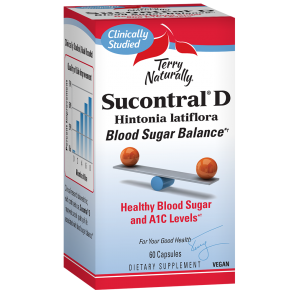 Terry Naturally Sucontral D 60 Capsules