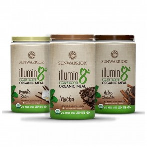 Illumin8 Protein Plant-Based Organic Meal by SunWarrior