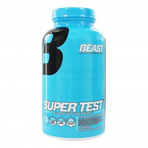 Beast Sports Nutrition Super Test Strength Anabolic Complex 180 Capsules