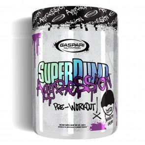 SuperPump Aggression Pre Workout Gangsta Grape