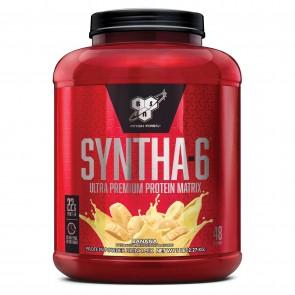 BSN Syntha-6 Ultra-Premium Protein Matrix Banana 5 lbs