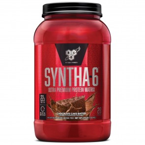BSN Syntha-6 Ultra-Premium Protein Matrix Chocolate Cake Batter 2.91 lbs