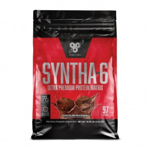 Syntha-6 Protein Matrix Chocolate Milkshake 10 lbs by BSN