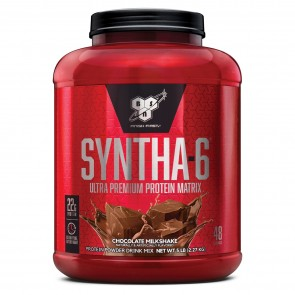 BSN Syntha-6 Ultra-Premium Protein Matrix Chocolate Milkshake 5 lbs