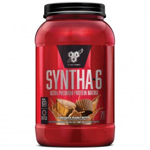 BSN Syntha-6 Ultra-Premium Protein Matrix Chocolate Peanut Butter 2.91 lb