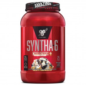 BSN Syntha-6 Cold Stone Creamery Birthday Cake Remix 2.59 lbs