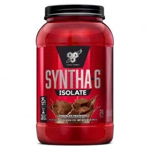 BSN Syntha-6 Isolate Chocolate Milkshake 2.01 lbs
