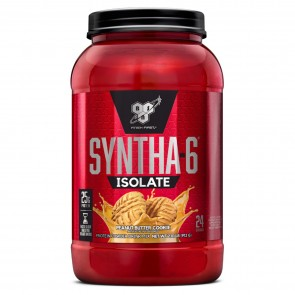 BSN Syntha-6 Isolate Peanut Butter Cookie 2.01 lbs