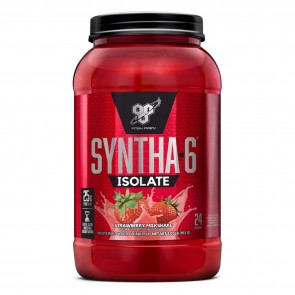 BSN Syntha-6 Isolate Strawberry 2.01 lbs