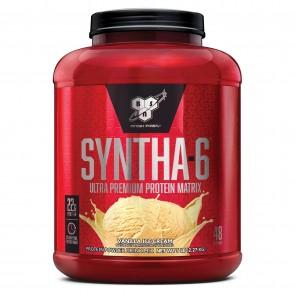 BSN Syntha-6 Ultra-Premium Protein Matrix Vanilla Ice Cream 5.04 lbs