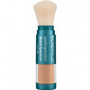 Sunforgettable Sunscreen Brush SPF 30 Tan Matte | Sunscreen Brush SPF 30 Tan Matte