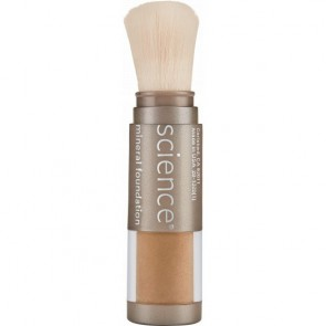 Loose Mineral Foundation Brush SPF 20 Tan Natural | SPF 20 Tan Natural