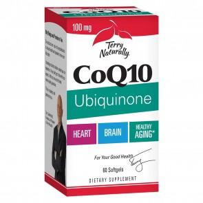 Terry Naturally CoQ10 Ubiquinone