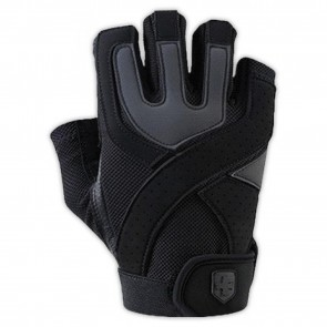 Harbinger Training Grip Weight Lifting Gloves Black Small (126010)