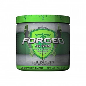 Forged 1G Stim 172g (6.1oz) by Transform Supplements