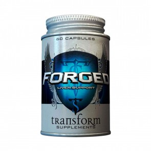 Forged Liver Support 60 Capsules by Transform Supplements