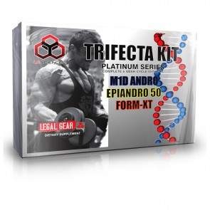 Trifecta Kit Platinum Series by LG Science