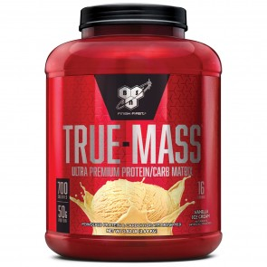 BSN True Mass Vanilla Ice Cream 5.75 lbs