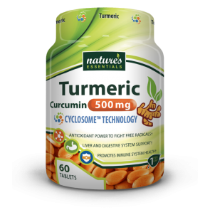 Natures Essentials Turmeric Curcumin | Natures Essentials Turmeric Curcumin Review