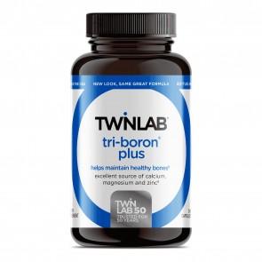 Twinlab Tri-Boron Plus 240 Capsules