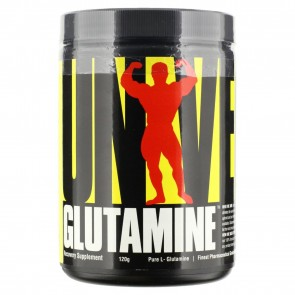 Universal Nutrition Glutamine Powder 120 Grams