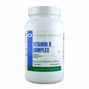 Universal Nutrition Vitamin B Complex | Universal Nutrition Vitamin B