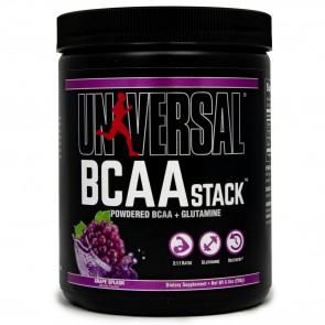 Universal Nutrition BCAA Stack Grape Splash 250 Grams