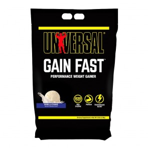 Universal Nutrition Gain Fast Vanilla 13 lbs