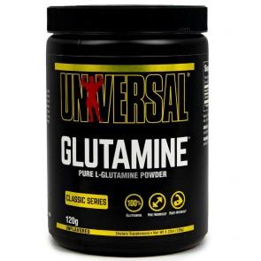 Universal Nutrition Glutamine Powder Unflavored 120 Grams