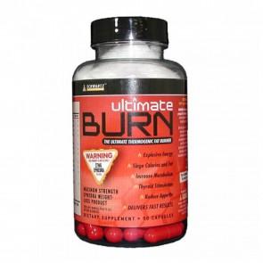 Schwartz Labs Ultimate Burn 27 mg Ephedrine Diet Pill 90 Capsules