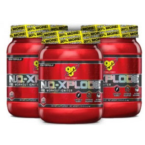NO Xplode by BSN New Formula
