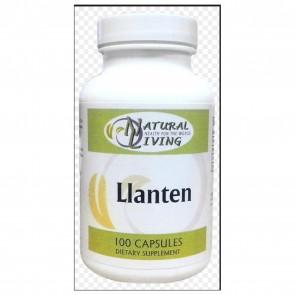 Natural Living Llanten 100 Capsules