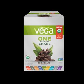 Vega One Chocolate Packets | Vega One Chocolate 10 Packets